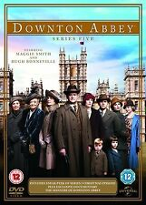 Downton Abbey ITV TV Period Drama Series Complete Season 5 All Episodes DVD