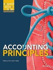 Accounting Principles 12th ISV Int'l Edition