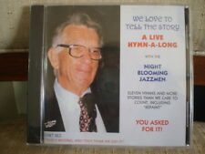 We Love to Tell A Story A Live Hymn-A-Long Night Blooming Jazzmen Audio CD NEW
