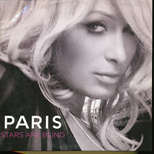 PARIS HILTON CD SINGLE EU STARS ARE BLIND