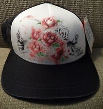 METAL MULISHA NUMB SNAPBACK SAMPLE CAP HAT *NU*