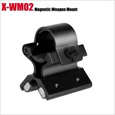 Olight 23-26mm Strong Dual Magnetic X Tactical Flashlight Weapon Mount X-WM02