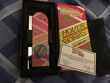 Back to the future  2   mini desktop   Hoverboard  collectable