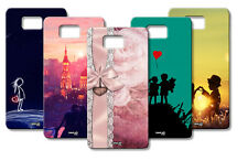 IPM CUSTODIA COVER CASE AMORE COPPIA LOVE PER SAMSUNG GALAXY ALPHA SM-G850F
