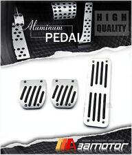 Mercedes MT Manual Aluminum Pedal Set W124 W203 W140 W208 W210 W211 W220 pee5