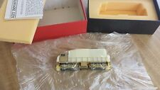 Key Imports Brass PRR Alco S-4 With Antenna ,Original Box, Foam and Paperwork