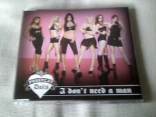 PUSSYCAT DOLLS - I DON'T NEED A MAN - UK CD SINGLE
