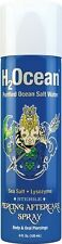 H2ocean Piercing Aftercare Spray Body & Oral Salt Water Natural Healing 4 Oz