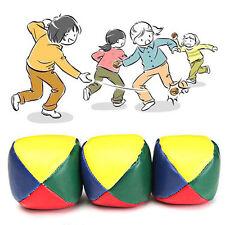 Juggling Balls Classic Bean Bag Juggle Magic Circus Beginner Kids Children Toy