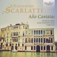 Martellacci - A. Scarlatti: Alto Cantatas