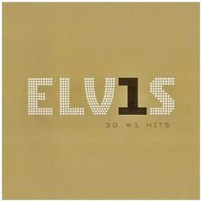 ELVIS PRESLEY - 30 #1 HITS: CD ALBUM (2002)