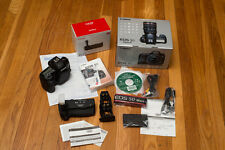 Canon EOS 5D Mark III SLR Camera - Black (Body Only) with BG-11 Grip