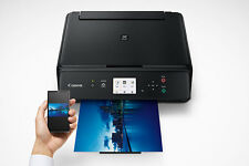 Canon PIXMA TS5020 Wireless All-In-One Inkjet Printer - Black (MSRP $129.99)