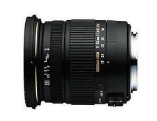 Sigma EX 17-50mm f/2.8 HSM EX OS IF ASP DC Lens for CANON