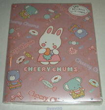 VERY CUTE & HTF 2010 Sanrio CHEERY CHUMS Ltd Edit Stationery Set from JAPAN! NEW