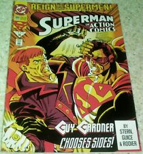 Action Comics 688, (NM 9.4) DC 1993 Reign of the Superman!  ONLY $2