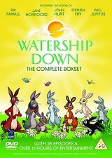 The Watership Down Complete TV Animated Series All 39 episodes Brand NEW DVD