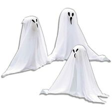 Small Light-Up Ghostly Group Decoration Adult Halloween