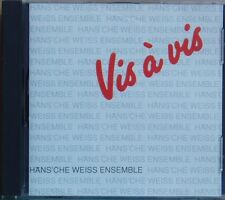 CD Häns'che Weiss Ensemble  Vis à vis  Elite Special 1991