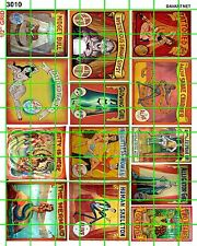 3010 DAVE'S DECALS NEW SM CIRCUS SET 3 FREAK SIDESHOW BUY 5 SETS FREE S/H