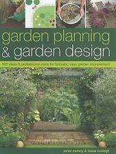 Garden Planning & Garden Design: 500 Ideas & Professional Plans for Fantastic,