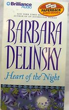 Heart of the Night by Barbara Delinsky-Audiobook-Cassette Tapes-Very Good