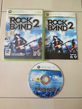 XBOX 360 : ROCKBAND 2 - Completo, ITA ! Oltre 100 canzoni ! Spacca il mondo!