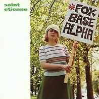 SAINT ETIENNE - Foxbase Alpha - CD New Sealed