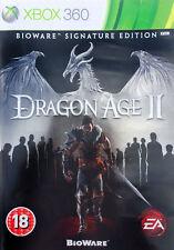 Dragon Age II 2 BioWare RPG NOT Signature Edition (Microsoft Xbox 360, 2011)