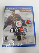 PS Vita FIFA 14: Legacy Edition (Sony PlayStation Vita, 2013) BRAND NEW SEALED