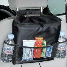 Car Rear seat cool bag organiser baby bottle hot cold drinks can holder cooler