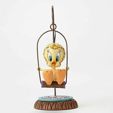 Jim Shore Looney Tunes Tweety Bird Oh Where Has My Puddy Tat Gone 4049383 NEW