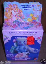 #8417 NRFB Vintage Mattel Lady Lovely Locks Bouncycurl Baby Dragon
