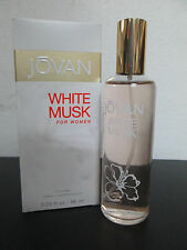 jovan white musk for women cologne concentrate spray 3.25 for her new in box