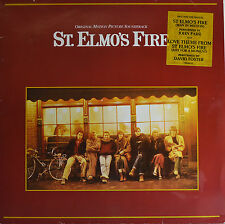 "ST. ELMO´S FIRE - DAVID FOSTER  12""  LP  (Q412)"