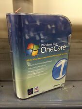Windows Live One Care All-In-One Security and Performance Service New