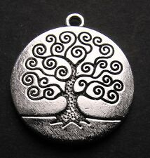 1966 lucky World Cup Yr 50th birthday Sixpence Money Tree Pendant Charm earring