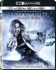PRE ORDER: UNDERWORLD : BLOOD WARS  (4K ULTRA HD) - Blu Ray -  Region free