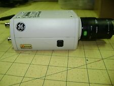 GE SECURITY CAMERA MODEL UVC-XP3-HR  W/ 2.8-12mm LENS JP