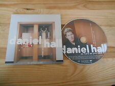 CD pop Daniel Hall-as hard as you take it (2 chanson) promo safety rec CB