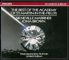THE BEST OF THE ACADEMY OF ST. MARTIN-IN-THE-FIELDS / MARRINER - BROWN / CD