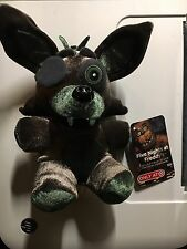 Funko Five Nights At Freddy's Green Phantom Foxy Target Excl. Plush Doll Rare