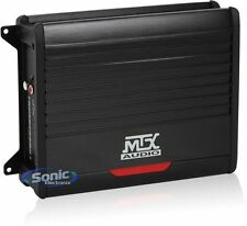 MTX Thunder 500-1 500W RMS Class D 1-Channel Monoblock Power Car Amplifier/Amp