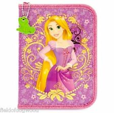 NWT DISNEY STORE Princess RAPUNZEL Stationary Art Kit ZIP-UP Tangled school