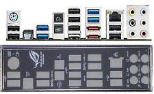 ATX Blende I/O shield Asus Crosshair V 5 Formula-Z #521 io NEU OVP backplate NEW
