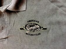 Harley Davidson Genuine green polo Shirt NWT Men's XL (fits XXL)
