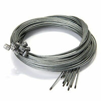 New 2/10 Pcs Mtb Bmx Mountain Bike Brake Inner Wire Cable 1.75M Cycling