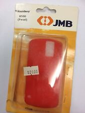 BlackBerry 8100 Pearl Silicon Case in Red 11129. Brand New in Original packaging