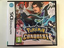 Pokemon Conquest - Nintendo DS - Replacement Case - No Game