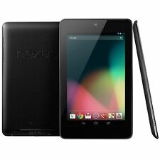 "Asus 16gb google nexus 7 1st Gen 7 ""tablette android noir"